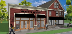 Matt's Music Addition Concept -Under Construction